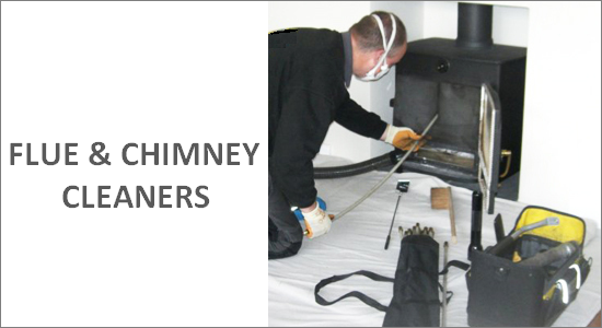 Chimney Cleaning Brushes & Products