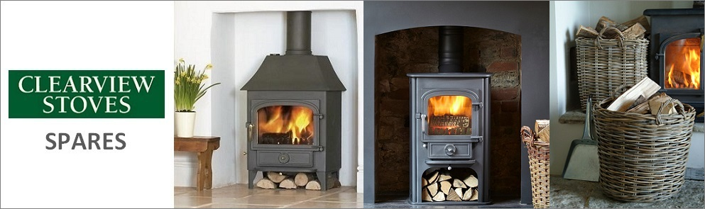 Clearview Woodburner Spares