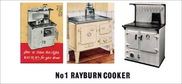 Rayburn No1 Cooker Spares
