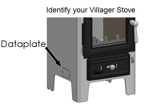 Identify your stove